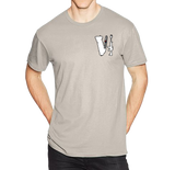 Victor India Short Sleeve T-Shirt - Vovo Inc