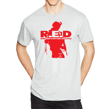 Remember Everyone Deployed Short Sleeve T-Shirt - Vovo Inc