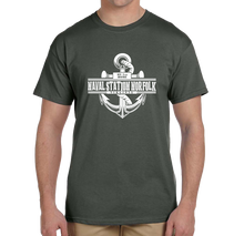 Norfolk Naval Station Short Sleeve T-Shirt - Vovo Inc