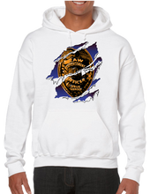 Law Enforcement Officer True Hero LEO Hoodie Hooded Pullover Sweatshirt - Vovo Inc