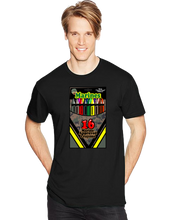 16 Marine Approved Crayons Short Sleeve T-Shirt - Vovo Inc