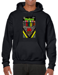 16 Marine Approved Crayons Pullover Hoodie Hooded Sweatshirt - Vovo Inc
