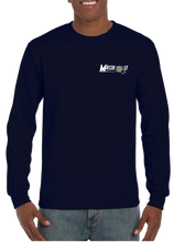 Masshole Marines V2 Front Left Chest Long Sleeve T-Shirt - Vovo Inc