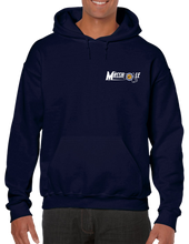 Masshole Marines V2 Front Left Hoodie Hooded Pullover Sweatshirt - Vovo Inc