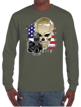 Trained and Deadly Aim Long Sleeve T-Shirt - Vovo Inc