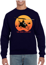 Good Morning Afghanistan Crew Neck Sweatshirt - Vovo Inc