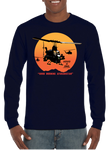 Good Morning Afghanistan Long Sleeve T-Shirt - Vovo Inc