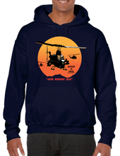 Good Morning Iraq Pullover Hoodie Hooded Sweatshirt - Vovo Inc