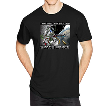U.S. Space Force Door G. Short Sleeve T-Shirt - Vovo Inc