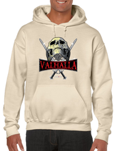 I'll Be Holding the Gates Of Valhalla For My Brothers Hooded Hoodie Pull Over Sweatshirt - Vovo Inc