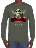 I'll Be Holding the Gates Of Valhalla For My Brothers Long Sleeve T-Shirt - Vovo Inc