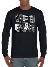 USA US Military Veteran Marine Army Navy Coast Guard Air Force Long Sleeve T-Shirt - Vovo Inc