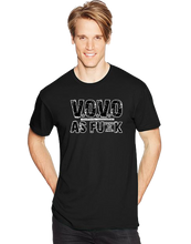 VOVO As F#@K Veteran Owned Veteran Operated Personal Pride Short Sleeve T-Shirt - Vovo Inc