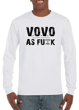 VOVO As Fu K Veteran Owned Veteran Operated Personal Pride Long Sleeve T-Shirt - Vovo Inc