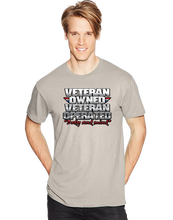 Veteran Owned Veteran Operated Mind and Body Short Sleeve T-Shirt - Vovo Inc