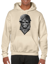 US Military Vietnam Peace Monkey Savage Hooded Hoodie Pullover Sweatshirt - Vovo Inc