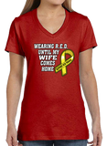Wearing R.E.D. Friday Until My Wife Comes Home Short Short Sleeve T-Shirt - Vovo Inc