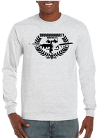 Brrrrrt When Pigs Fly A-10 Warthog Since 1976 Military Aircraft Long Sleeve T-Shirt - Vovo Inc