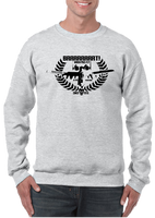 Brrrrrt When Pigs Fly A-10 Warthog Since 1976 Military Aircraft Crew Neck Sweatshirt - Vovo Inc