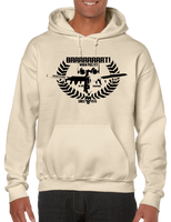 Brrrrrt When Pigs Fly A-10 Warthog Since 1976 Military Aircraft Pullover Hoodie Hooded Sweatshirt - Vovo Inc