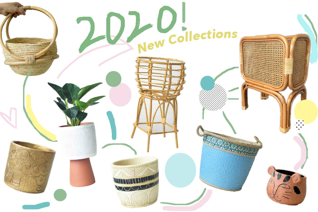 NEW COLLECTIONS FOR 2020!