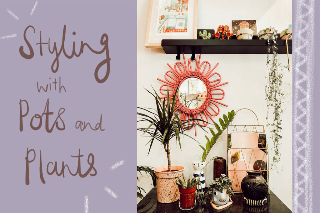 HOW WILL YOU STYLE YOUR HOME WITH PLANTS THIS CNY?