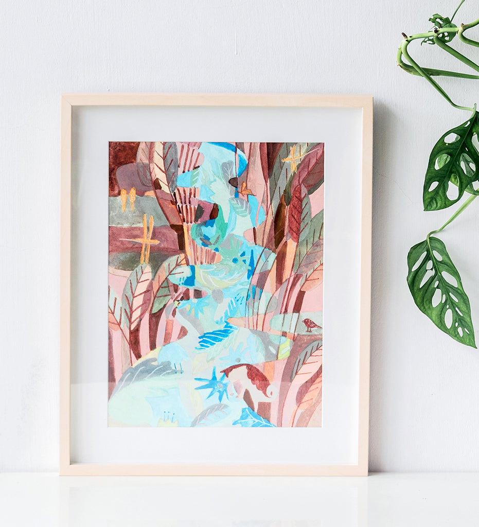 Art Prints by Danielle Tay - 'Magical Place'
