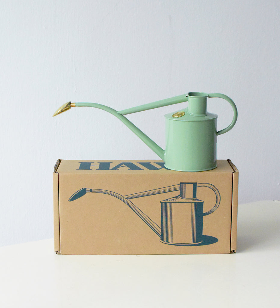 The Rowley Ripple Watering Can by Haws