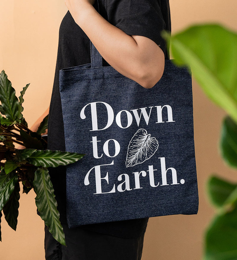 Down to Earth Tote Bag