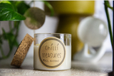 Full Moon Meditation Candle - Chilli Treasures