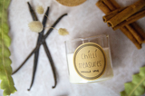 Vanilla Spice Vegan Soy Candle - Chilli Treasures