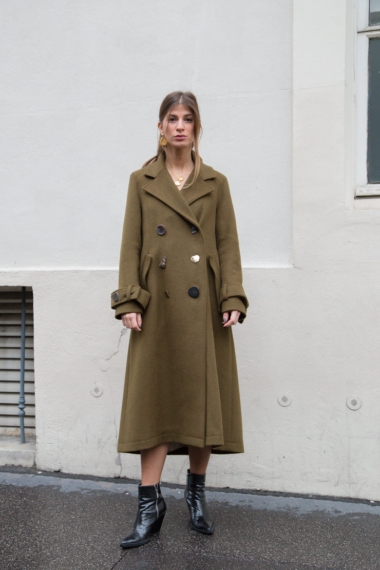 Heather Coat