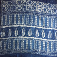 Indigo Panel - The Maggam Collective