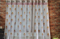 Gruhakalpa - 2 window curtains