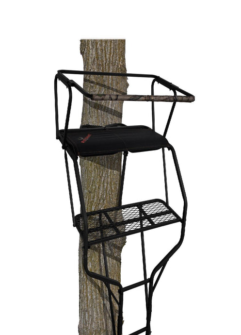 Big Game 18ft Guardian XLT Two-Person Ladderstand