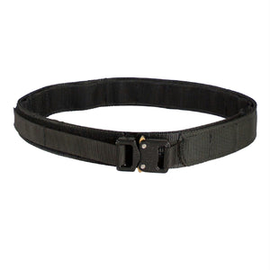 US Tactical 1.75 in. Operator Belt - Black - Size 50-56 inch