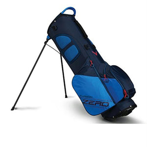 Callaway Fusion Zero Stand Bag - Navy-Royal-Red