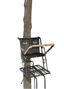 Muddy Nexus XTL 2-Man with Tree Lok System 20ft Ladderstand