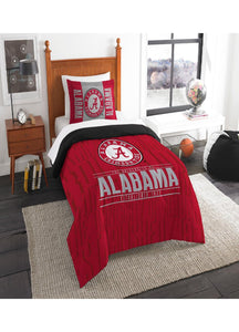 Alabama Crimson Tide Twin Comforter Set