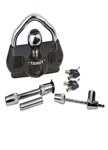 Trimax TCP100 Combo Pack-UMAX100-TC123-TS32 w- Carrying Case