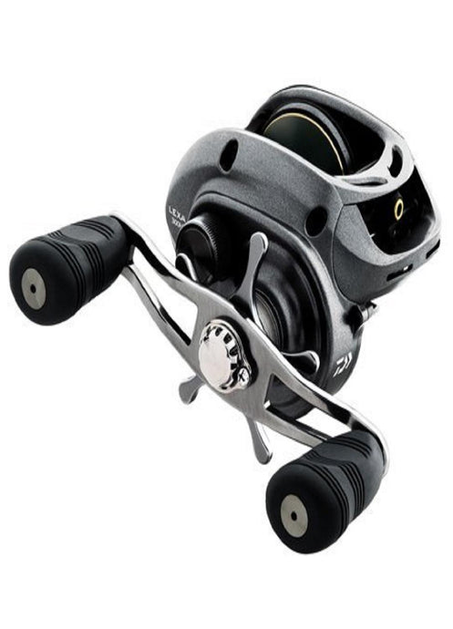 Daiwa Lexa HD 300 Bait Cast Reel Hvy-MedHvy 6CRBB Bearings