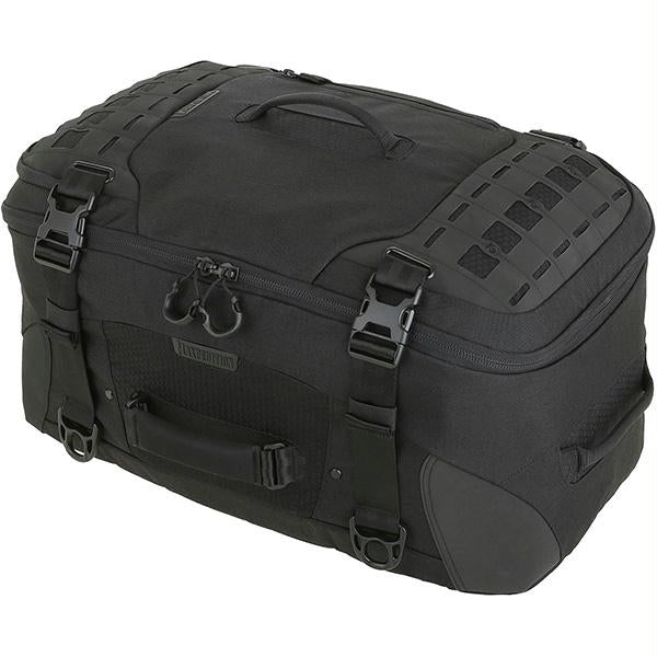 Maxpedition Ironcloud Adventure Travel Bag 48L Black