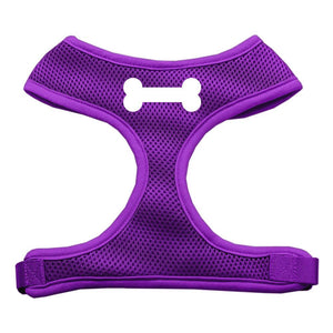 Bone Design Soft Mesh Harnesses Purple Medium