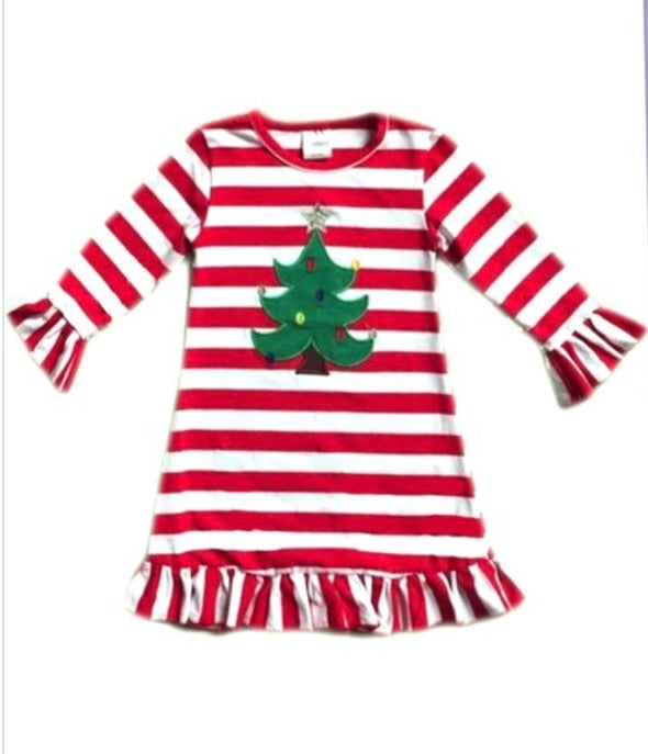Dress - Christmas Tree