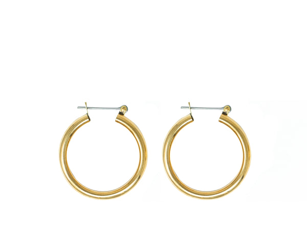 Band earrings