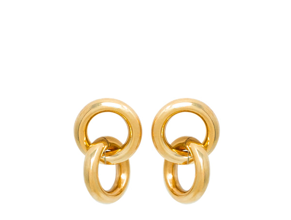 Laura Lombardi Link earrings at Rena Sala store