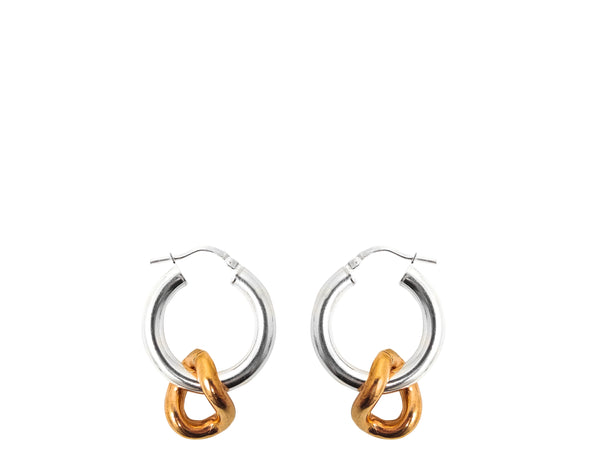 Onda Charm earrings