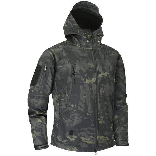 Tactical Jacket Camo