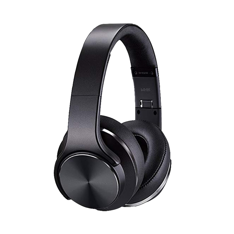 Headphones 2in1 Speaker MH5 Black