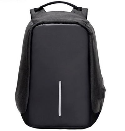 Zaino Tattico Antifurto X9 - Nero backpack anti thief